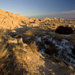 South Dakota Badlands — Stock Photo