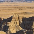 South Dakota Badlands — Foto Stock