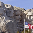 Mount rushmore south dakota black hills — Stockfoto
