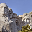 Stock Photo: Mount Rushmore South Dakota Black Hills