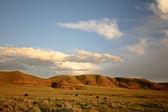 Big Muddy Valley in Southern Saskatchewan — Stock Photo