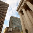 Стоковое фото: Old Bank of Montreal building in Winnipeg