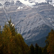 Mount Robson in beautiful British Columbia — Stok fotoğraf