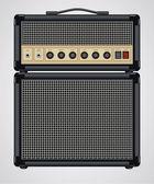 Amplificateur de guitare de vecteur — Vecteur