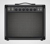 Vecteur d'amplificateur guitare combo — Vecteur