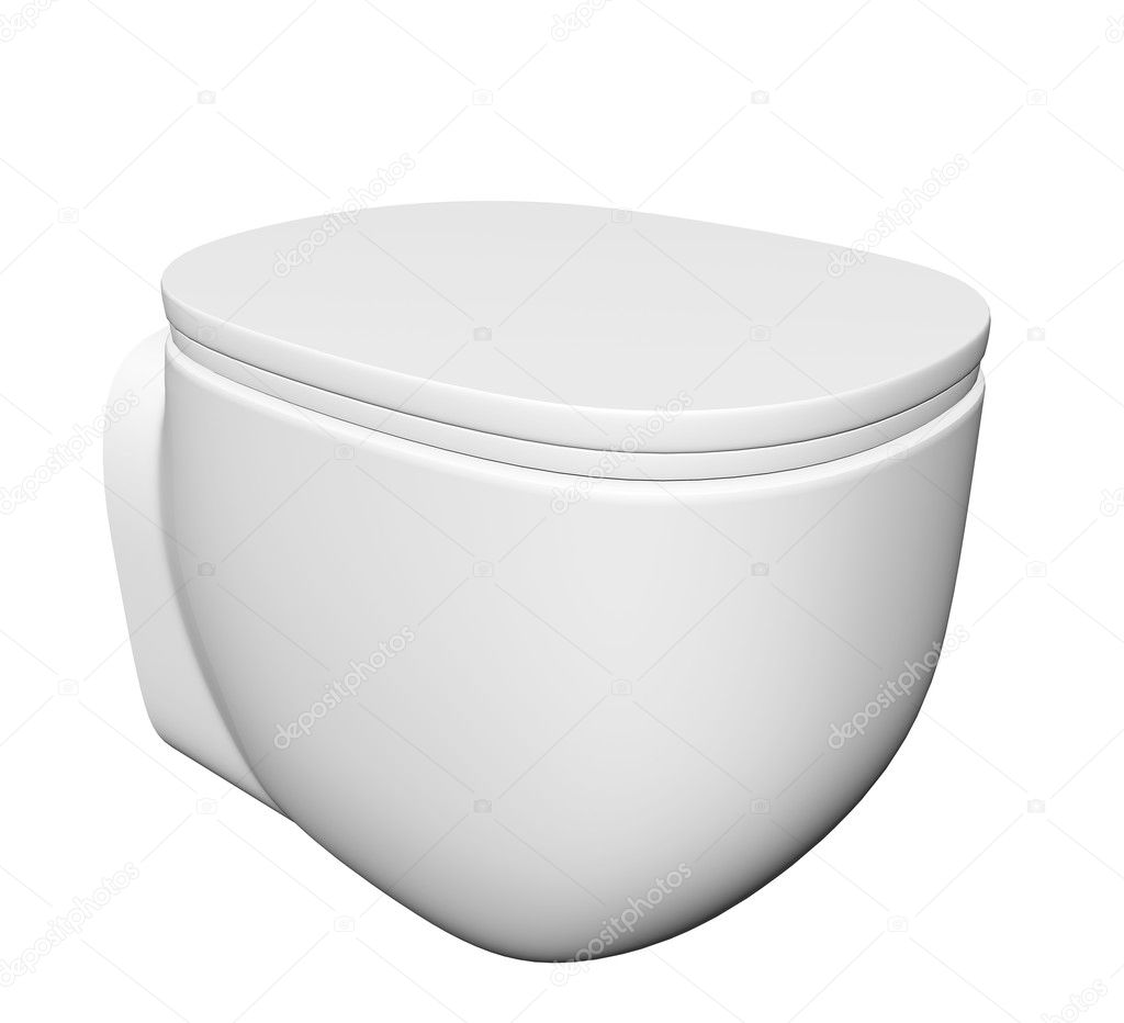 moderne wei e keramik und acryl wc sch ssel und deckel isoliert gegen eine wh stockfoto 5362447. Black Bedroom Furniture Sets. Home Design Ideas