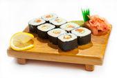 Philadelphia Maki Sushi - Roll — Stock Photo
