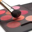 Professional make-up set - Stock Photo