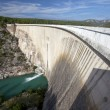 Stock Photo: Hydroelectric Dam