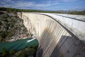 Hydroelectric Dam — Stock Photo