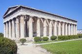 Hephaistos temple — Stock Photo