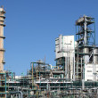 Oil refinery plant — Stock Photo #4984021