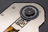 Reproductor de cd abierto — Foto de Stock