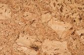 Background cork floor tile — Stock Photo