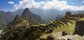 Machu Picchu panorama — Photo