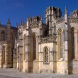 Batalha Monastery panoramic - Stock Photo