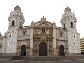 Lima Cathedral — Foto Stock