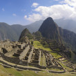Stock Photo: Machu Picchu city