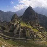 Machu Picchu panorama — Stock Photo #5139799