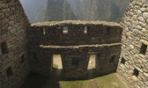 Inca House, Machu Picchu — Photo