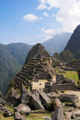 Machu Picchu Intiwatana — Stock Photo