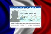 French nationality (male) 2 — Zdjęcie stockowe