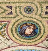 Mosaico en trieste — Foto de Stock