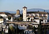 Church of San Nicolás, Granada, Spain — Stock Photo
