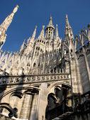 Duomo di Milano — Stock Photo