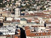 Trieste, italië — Stockfoto