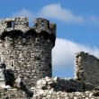 Stock Photo: Ruins of castle in Poland