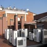 Ir Conditioner Compressor Units — Stock Photo #5307868