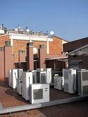 Ir Conditioner Compressor Units — Stock Photo