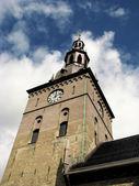 Kyrkan i oslo — Stockfoto