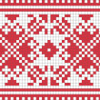 Stock vektor: Ethnic Ukrainiornamental pattern #6
