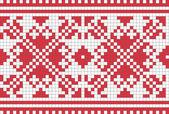 этнические украинские орнамент #6 — Cтоковый вектор
