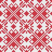Ethnic Ukraine seamless pattern #5 — Stock Vector