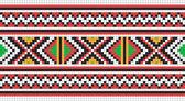 Ethnic Ukraine seamless pattern #13 — Stock Vector