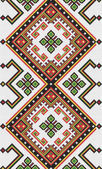 Ukrainian ethnic seamless ornament, #9, vector — Stok Vektör