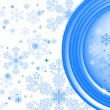 Royalty-Free Stock Vector Image: Winter background, vector