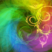 Abstract background, vector — 图库矢量图片
