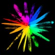 Colorful vector background - Imagen vectorial