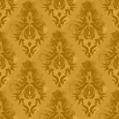 Vintage wallpaper, vector — Stock Vector