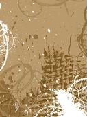 抽象 grunge 背景 — 图库矢量图片