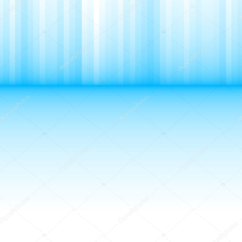 Winter abstract background, vector blur effect — Stock Vector #5338426