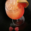 Tequila sunrise cocktail — Stock Photo