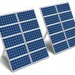 Solar energy panels — Stock Photo #4976161