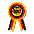 Stock Photo: Ribbon award Germany