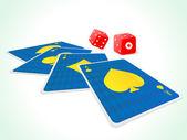 Gamble — Vecteur