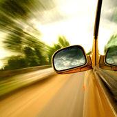 потребность в скорости — Стоковое фото